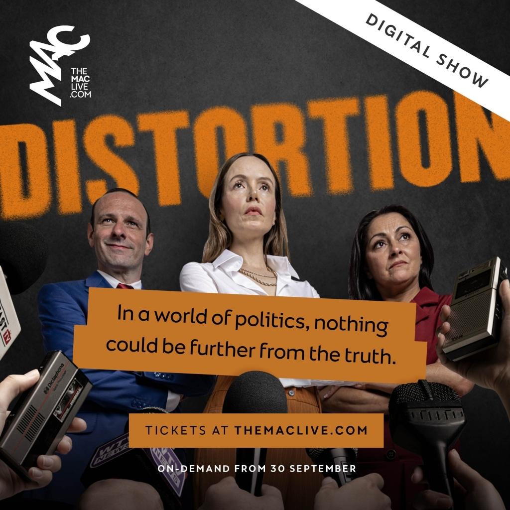 Distortion Insta Post