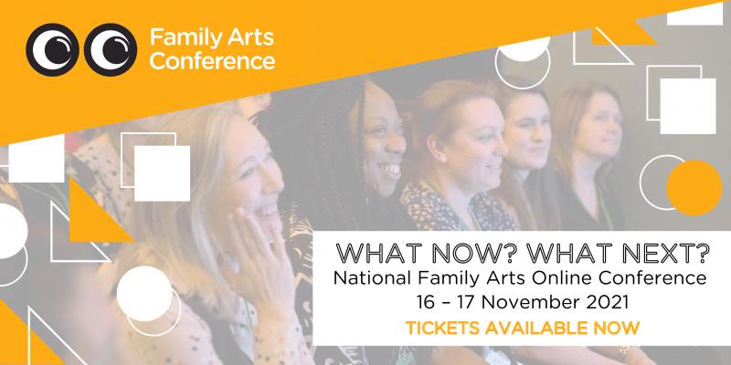 Family Arts Confrence